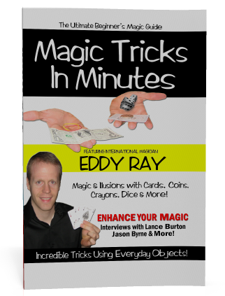 Pennsylvania  Magician Eddy Ray's Book